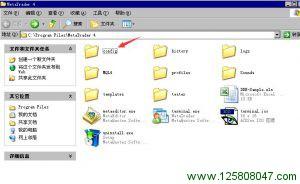 MT4服务器IP地址