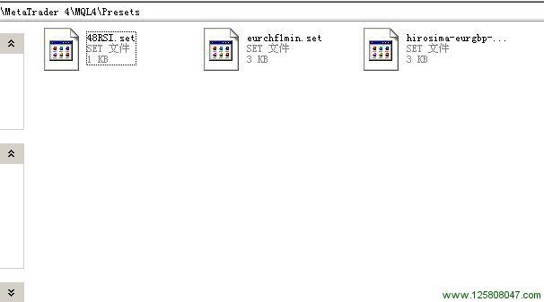 set设置文件介绍