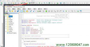 MQL语言编译器